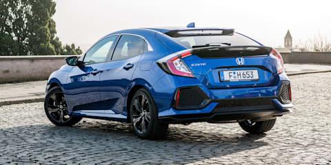 Honda Civic diesel gets nine-speed auto in the UK