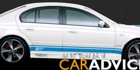 FPV Limited Edition 'Cobra GT Falcon'