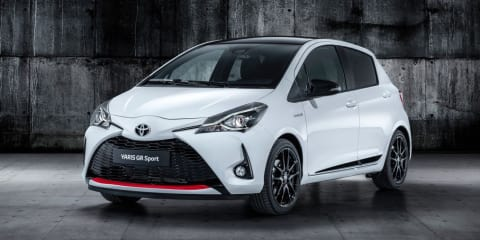 Toyota Yaris GR Sport unveiled for Europe