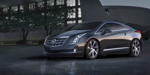 Cadillac ELR amps up luxury in Detroit