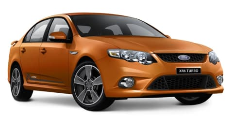 Ford Falcon to celebrate 50th anniversary with six limited edition models
