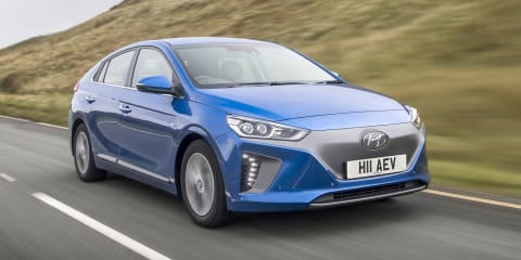 Hyundai Ioniq Electric, Kona Electric top real-world range tests