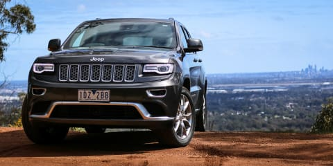 Jeep Grand Cherokee, Chrysler 300 gearshift recall underway