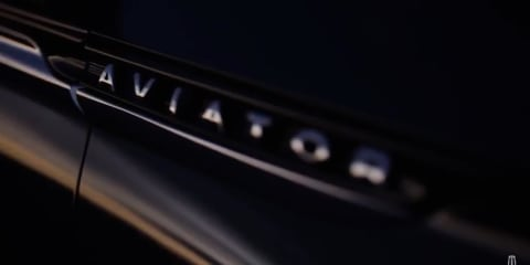 Lincoln Aviator badge making a comeback