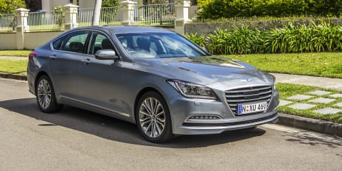 2015 Hyundai Genesis Sensory Review : Long-term report two