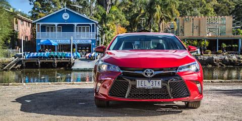 2015 Toyota Camry Atara SX Review