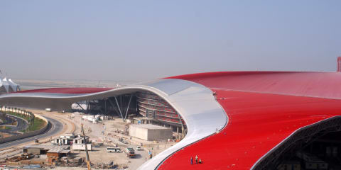 Video: Ferrari World Abu Dhabi opens to public