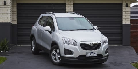 2014 Holden Trax Review