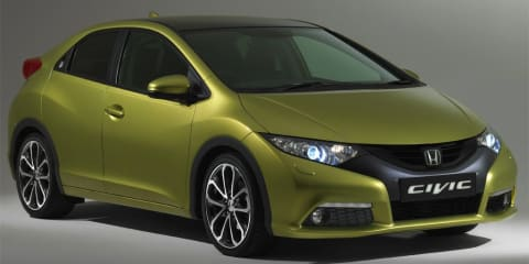 2012 Honda Civic hatch still much dearer than sedan