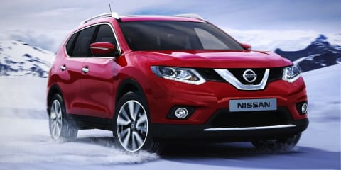 2014 Nissan X-Trail: softer styling and seven seats for third-gen SUV