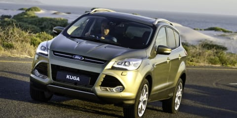 2013 Ford Kuga Review