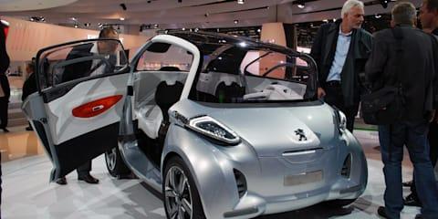 Peugeot BB1 concept at Frankfurt Motor Show