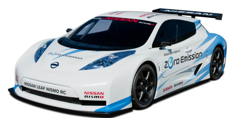 Nissan LEAF Nismo RC to debut at New York
