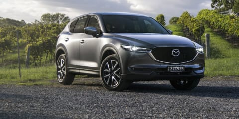 2017 Mazda CX-5 GT review
