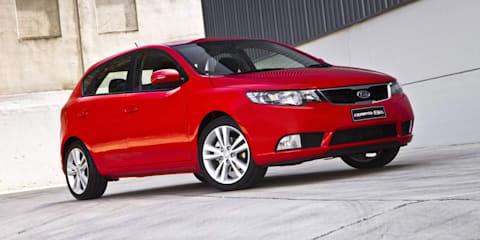 2010 Kia Cerato recalled over transmission fluid leak