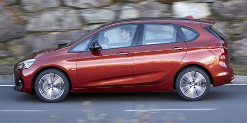 2018 BMW 2 Series Active Tourer facelift unveiled