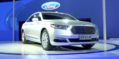 "Ford Australia designers and engineers contributed ""significantly"" to 2016 Taurus"