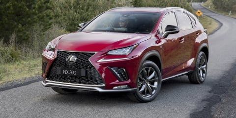 2018 Lexus NX pricing and specs