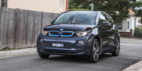 2015 BMW i3: Week with Review