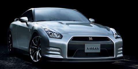 2013 Nissan GT-R upgrades in detail