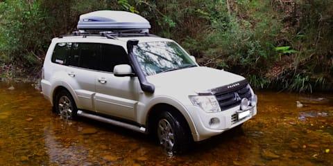 2014 Mitsubishi Pajero Glx-r LWB (4x4) Review