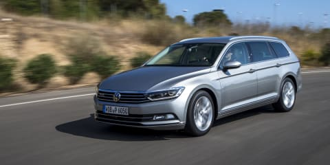 2015 Volkswagen Passat specifications