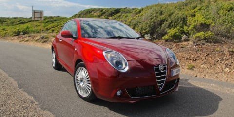 2014 Alfa Romeo Mito Review