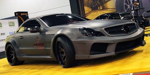 Mercedes-Benz SL65 AMG Black Series by Platinum Motorsports
