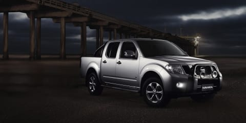 Nissan Navara ST-X Blackline Edition headlines local specials line-up