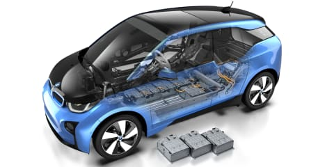 BMW batteries to have 15-year lifecycle
