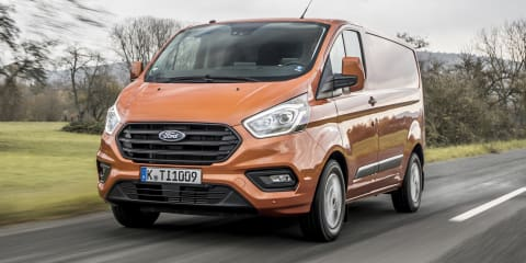 2018.5 Ford Transit Custom pricing and specs