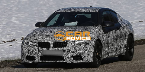 2014 BMW M4 Coupe and 4 Series Convertible spied