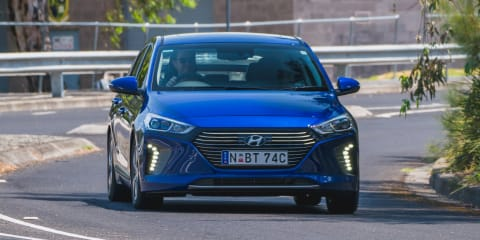 Hyundai, Kia collaborating on EV platform