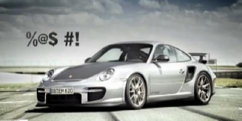 Porsche 911 GT2 RS TV spot is #@&%ing great