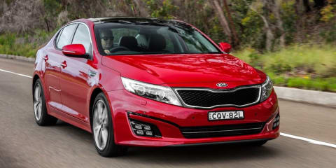 2014 Kia Optima Review : Platinum