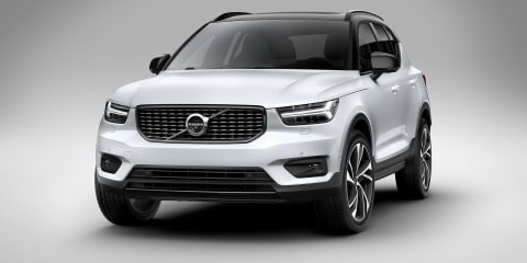 2018 Volvo XC40 pricing and specs - UPDATE