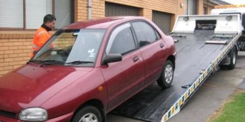 Vehicle repossessions hit all-time high
