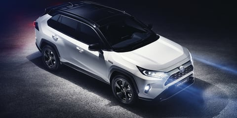 Toyota RAV4: Local arm targeting 20 per cent hybrid sales