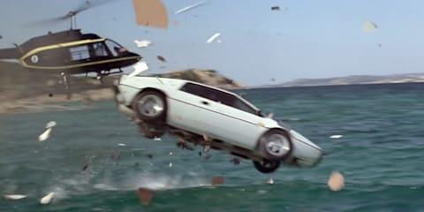 James Bond submarine Lotus Esprit surfaces for auction