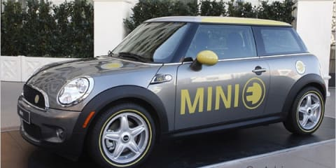 Mini E drivers report reduced range in low temperatures