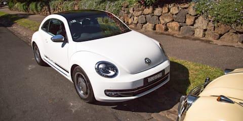 Volkswagen readying US Beetle 'Final Edition' as nameplate prepares to die