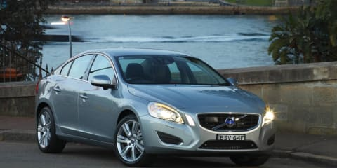 Volvo S60 T5 added to range, S80 and XC90 lose V8