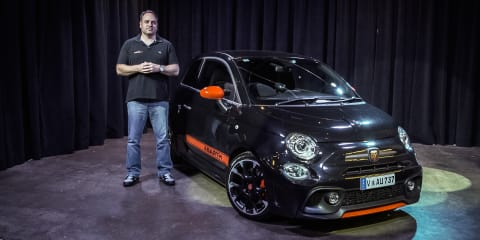 The CarAdvice Winners Circle 2018, Trent Nikolic: Abarth 595