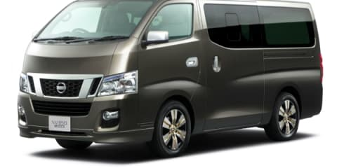 Nissan NV350 previewed ahead of 2011 Tokyo Motor Show