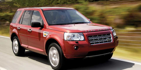 Land Rover suspends development of seven-seat LR2