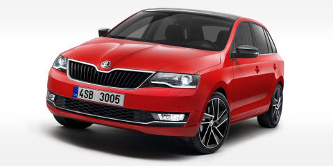 2018 Skoda Rapid Spaceback on sale now