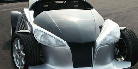 Dartz reveals MOJO, JO-MOJO sports cars