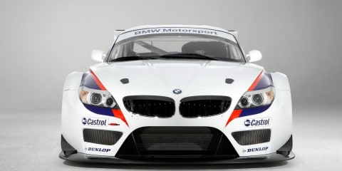 2010 BMW Z4 GT3 racer unveiled