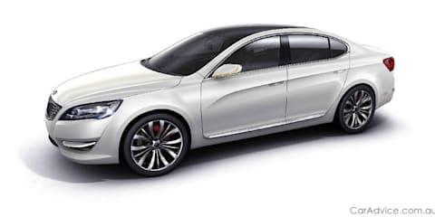 "2010 Kia ""VG"" luxury concept leaked"