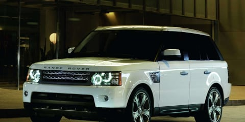 2010 Range Rover Sport revealed